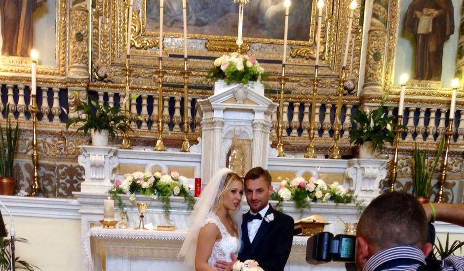 Il matrimonio di Gabriele  e Nika a Matera, Matera