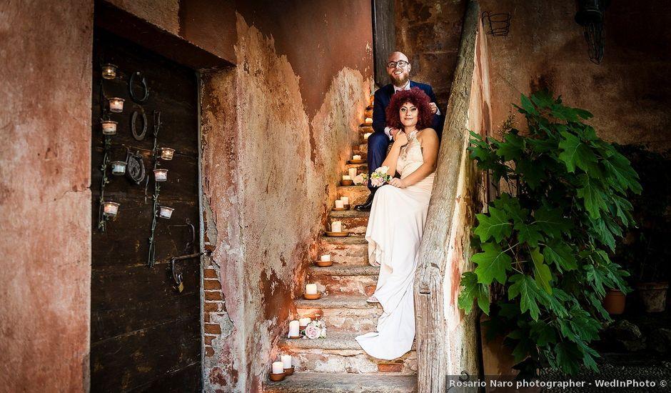 Il matrimonio di Giovanni e Letizia a Tradate, Varese