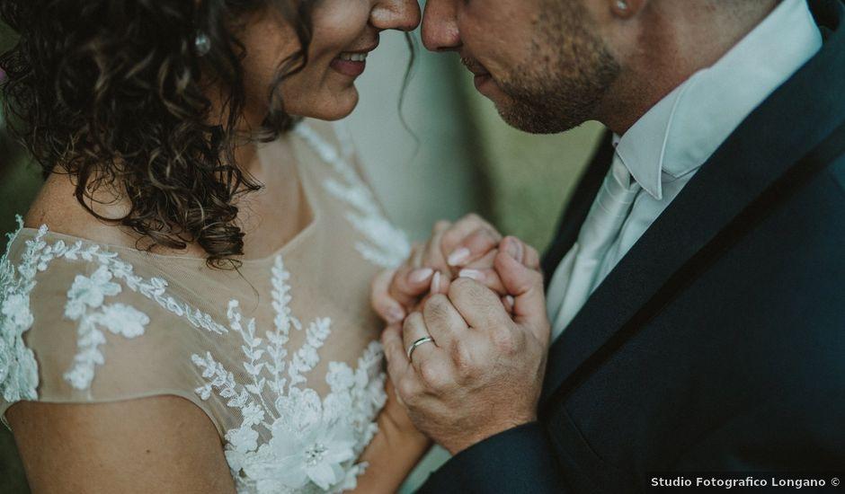 Il matrimonio di Alessandra e Leo a Torre del Greco, Napoli