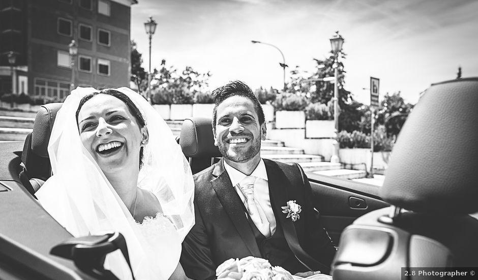 Il matrimonio di Mario e Erica a Manoppello, Pescara