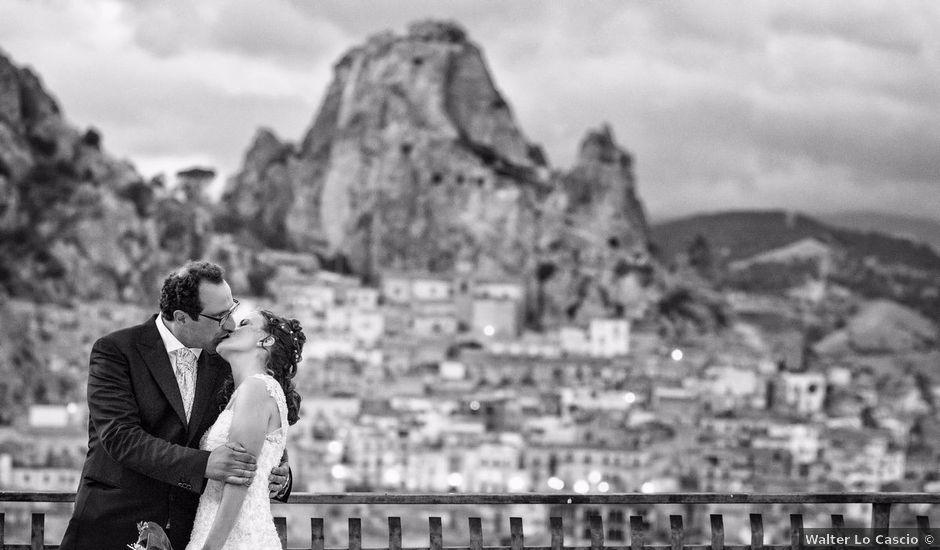 Il matrimonio di Aldo e Irene a Agira, Enna