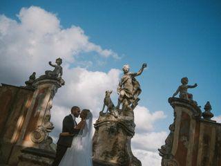 Le nozze di Roberta e Osvaldo