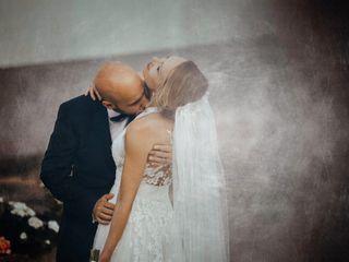 Le nozze di Ilona e Antonio