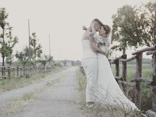 le nozze di Valentina e Michela 1