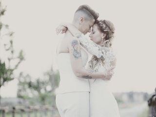 Le nozze di Valentina e Michela