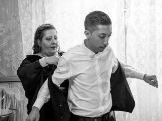 le nozze di Eleonora e Gaetano 1