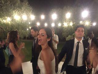 Le nozze di Fabiana  e Alessandro  1