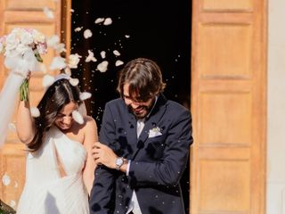 Le nozze di Fabiana  e Alessandro