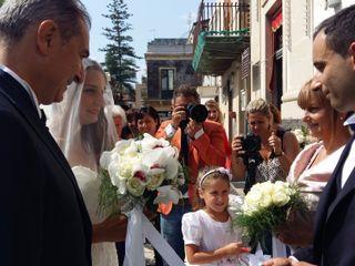 Le nozze di Alessia e Marcello 1