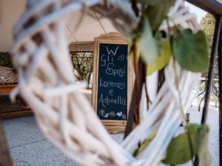 Le nozze di Antonella e Lorenzo 3