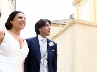 Le nozze di Mariagrazia e Alessandro
