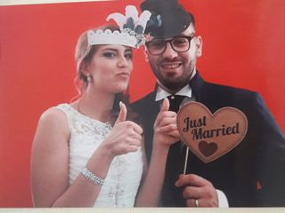 Le nozze di Rosa e Giuliano