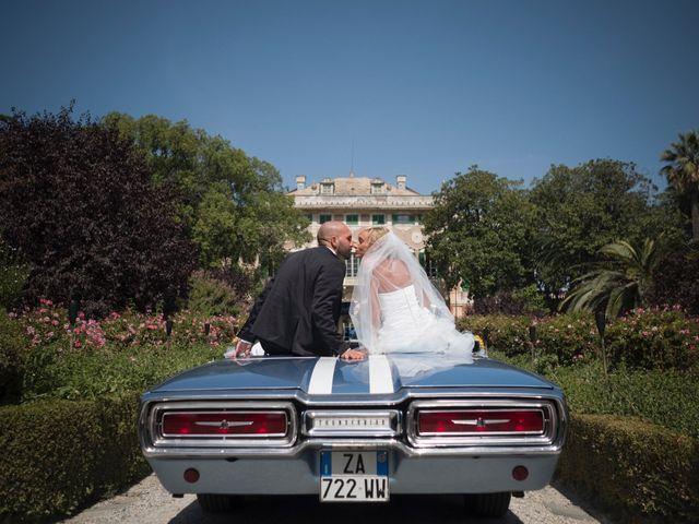 Il matrimonio di Osvaldo e Roberta a Savona, Savona 43