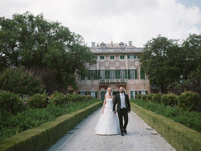Il matrimonio di Osvaldo e Roberta a Savona, Savona 2