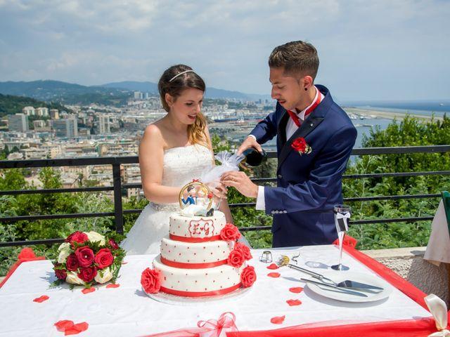 Le nozze di Eleonora e Gaetano