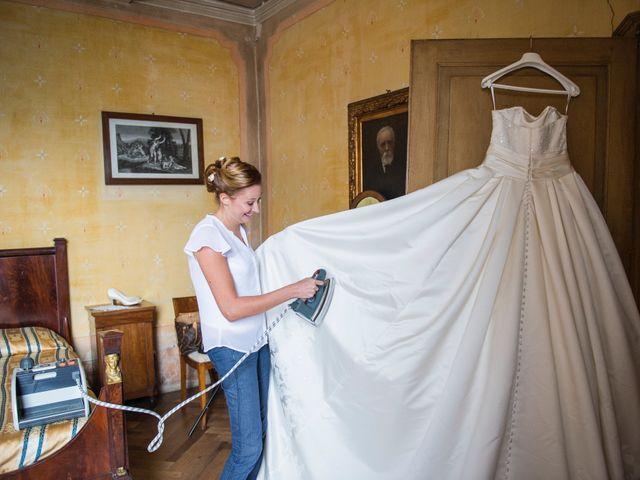Il matrimonio di Fabio e Francesca a Ameno, Novara 10