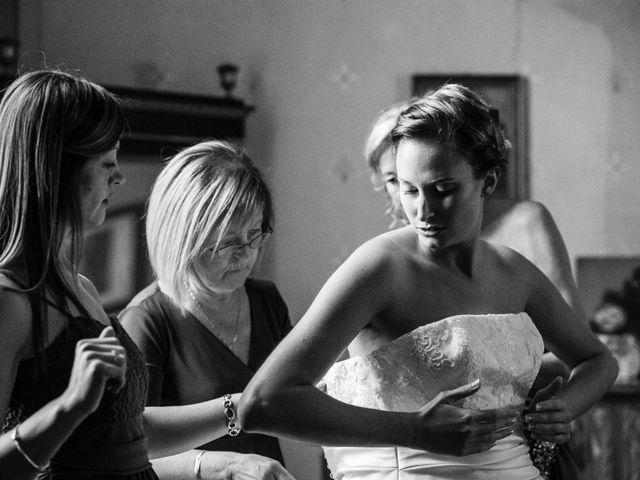 Il matrimonio di Fabio e Francesca a Ameno, Novara 11
