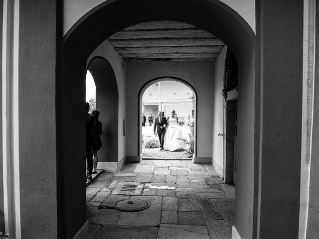 Il matrimonio di Fabio e Francesca a Ameno, Novara 29