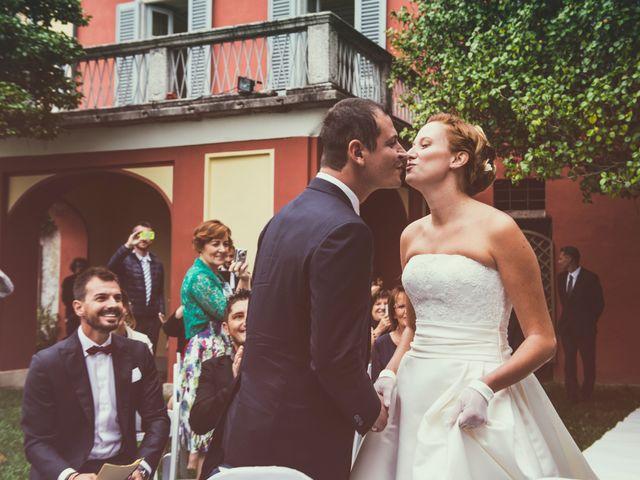 Il matrimonio di Fabio e Francesca a Ameno, Novara 31