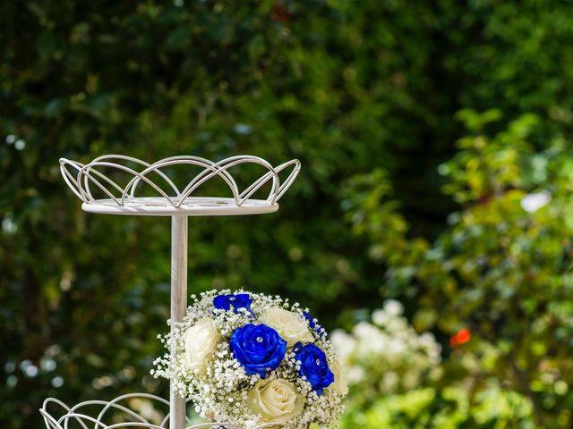 Il matrimonio di Fabio e Francesca a Ameno, Novara 37