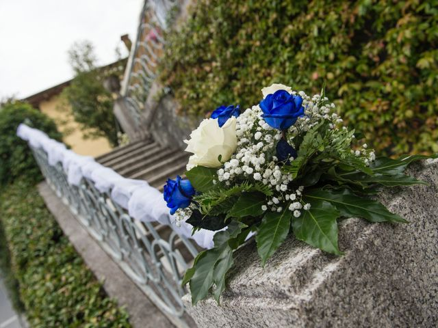 Il matrimonio di Fabio e Francesca a Ameno, Novara 41