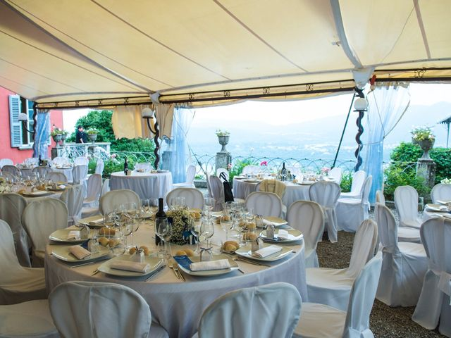 Il matrimonio di Fabio e Francesca a Ameno, Novara 47