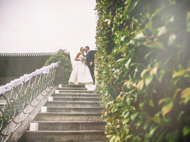 Il matrimonio di Fabio e Francesca a Ameno, Novara 49
