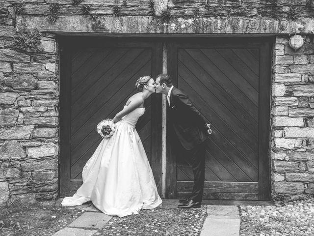 Il matrimonio di Fabio e Francesca a Ameno, Novara 50