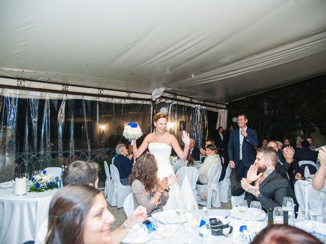 Il matrimonio di Fabio e Francesca a Ameno, Novara 55
