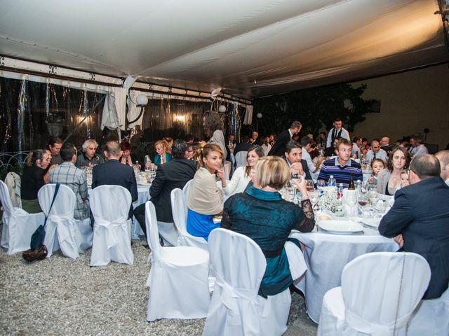 Il matrimonio di Fabio e Francesca a Ameno, Novara 56