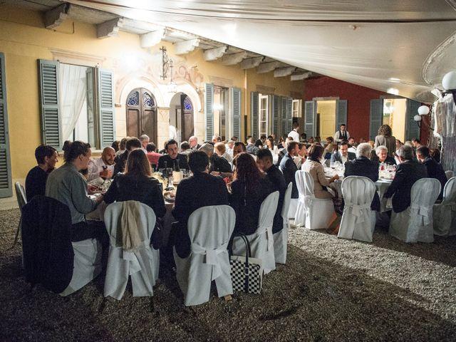 Il matrimonio di Fabio e Francesca a Ameno, Novara 60