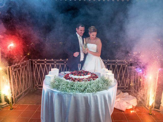 Il matrimonio di Fabio e Francesca a Ameno, Novara 67
