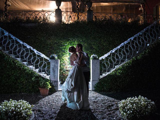 Il matrimonio di Fabio e Francesca a Ameno, Novara 1
