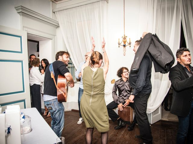 Il matrimonio di Fabio e Francesca a Ameno, Novara 70