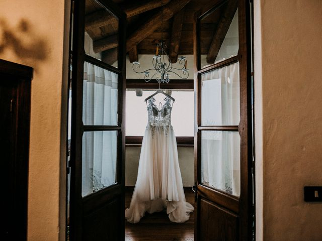 Il matrimonio di Samuel e Sharon a Monforte d'Alba, Cuneo 26
