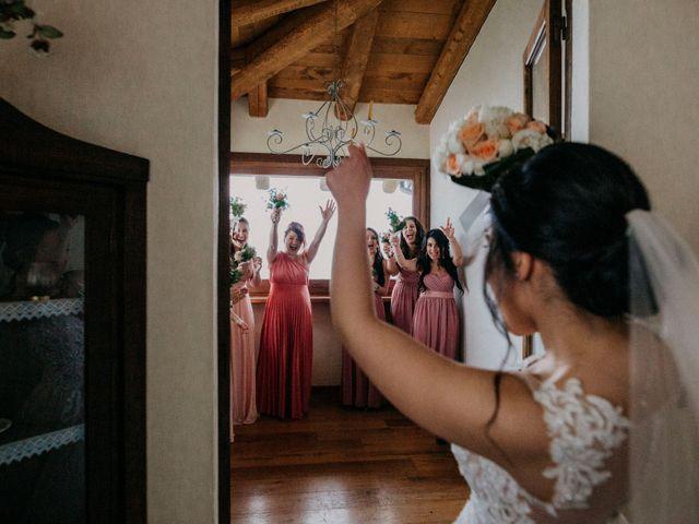 Il matrimonio di Samuel e Sharon a Monforte d'Alba, Cuneo 34
