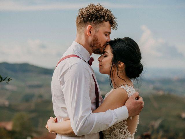 Il matrimonio di Samuel e Sharon a Monforte d'Alba, Cuneo 38