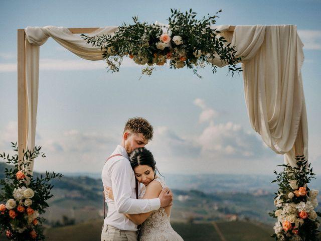 Il matrimonio di Samuel e Sharon a Monforte d'Alba, Cuneo 39