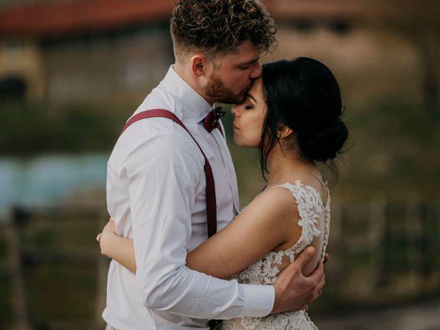 Il matrimonio di Samuel e Sharon a Monforte d'Alba, Cuneo 40