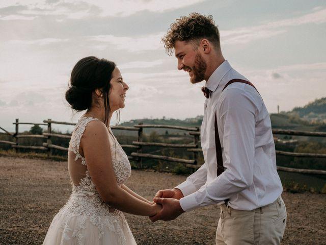 Il matrimonio di Samuel e Sharon a Monforte d'Alba, Cuneo 45