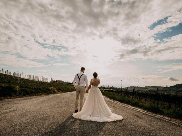 Il matrimonio di Samuel e Sharon a Monforte d'Alba, Cuneo 52