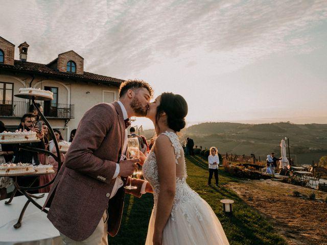 Il matrimonio di Samuel e Sharon a Monforte d'Alba, Cuneo 54