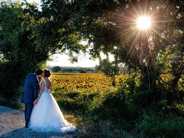 Le nozze di Kevin e Marta