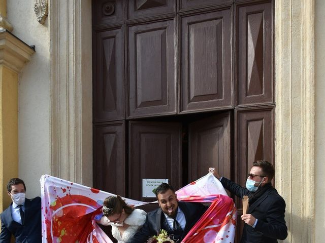 Il matrimonio di Pierpaolo e Veronica a Sommacampagna, Verona 6
