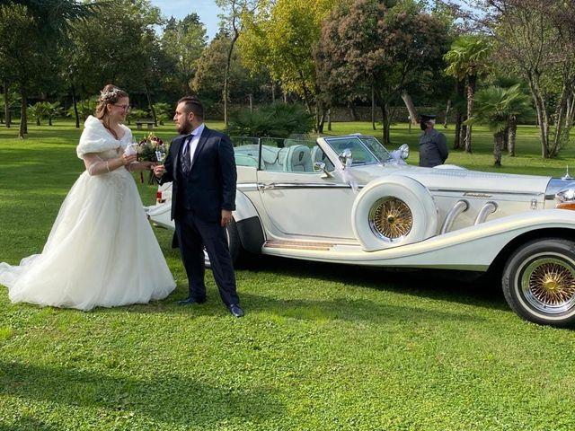 Le nozze di Veronica e Pierpaolo