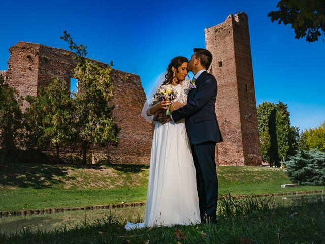 Il matrimonio di Mattia e Patrizia a Noale, Venezia 1