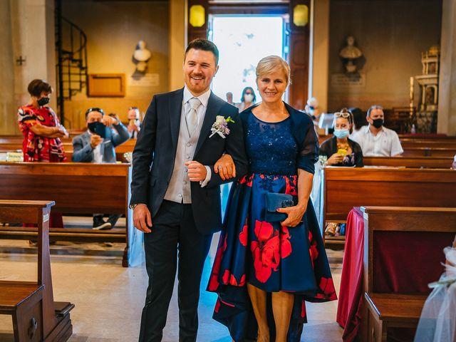 Il matrimonio di Mattia e Patrizia a Noale, Venezia 7