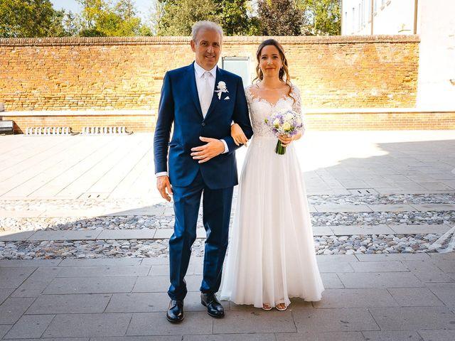 Il matrimonio di Mattia e Patrizia a Noale, Venezia 8