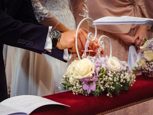Il matrimonio di Mattia e Patrizia a Noale, Venezia 9