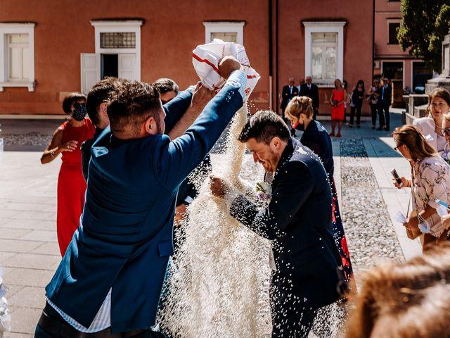 Il matrimonio di Mattia e Patrizia a Noale, Venezia 11